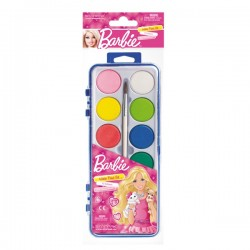 Palette paint Barbie