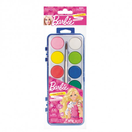Palette paint Barbie