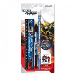 Set scolaire Transformers