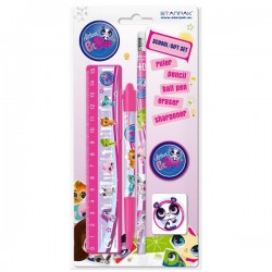 Set scolaire Littlest Pet Shop