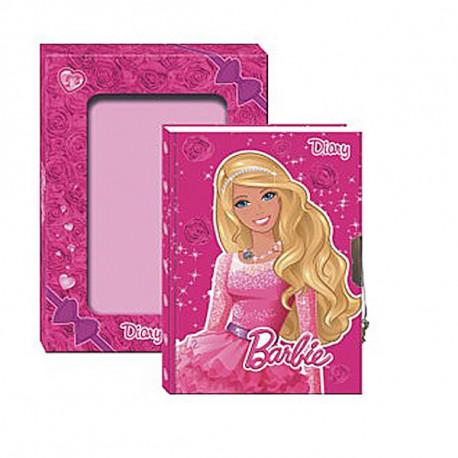 Diario de la estrella de Barbie
