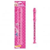 Flauta plástico Barbie