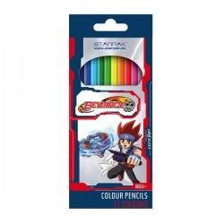 12 matite di colori Beyblade