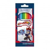 12 pencils of colors Beyblade