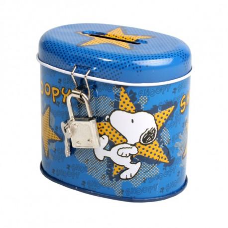 Tirelire ovale Snoopy