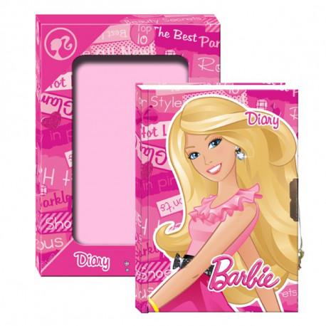 Diary style Barbie