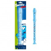 Flute plastic Smurfs