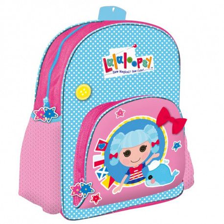 Sac à dos Lalaloopsy 31 cm maternelle
