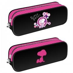 "Kit rectangular Snoopy cm ""Super Sweet"""