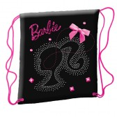 Black and pink pool Barbie bag