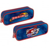 Rectangular package Beyblade blue and Red 22 cm