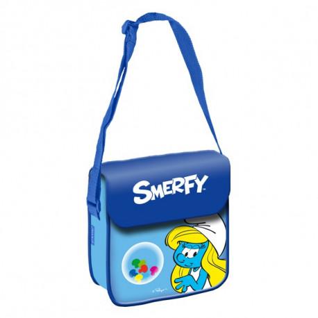 Smurfette 19 cm shoulder bag