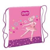 Borsa piscina Angelina Ballerina