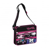 Sac bandoulière Monster High 24 cm