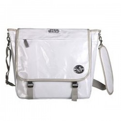 Grand sac besace blanc Star Wars 40 CM