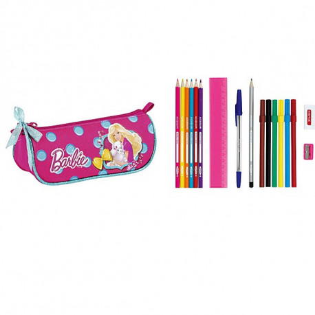 Trousse garnie Barbie 19 CM