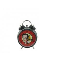 Alarm clock Betty Boop black