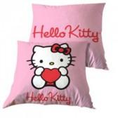 Cojín Hello Kitty corazón