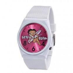 Montre Betty Boop blanche