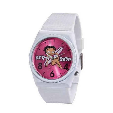 Shows Betty Boop white