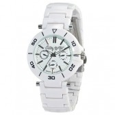 Toont Betty Boop witte chrono