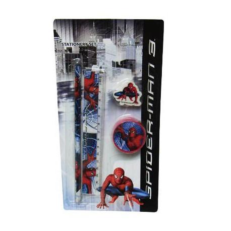 Legen Sie Briefpapier Spiderman 3