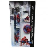 Impostare elementi decorativi Spiderman 3