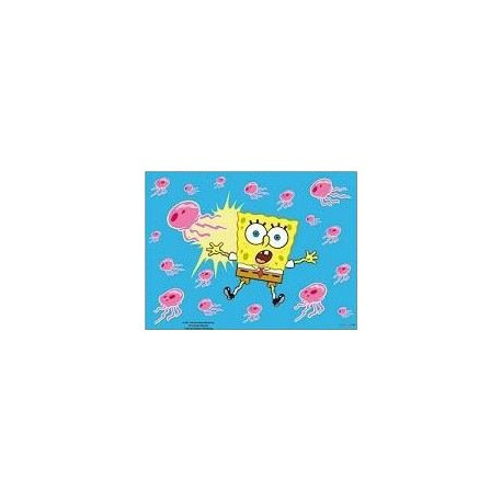 Placemat (set of 2) SpongeBob