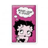 Plaque métallique Betty Boop BD 30 CM