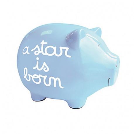 Piggy bank pig giant birth
