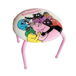 Stool child Barbapapa family