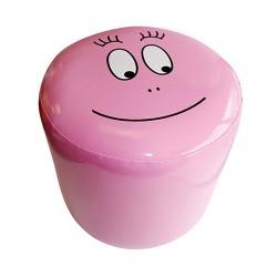 Color de rosa seda dulce de frijol