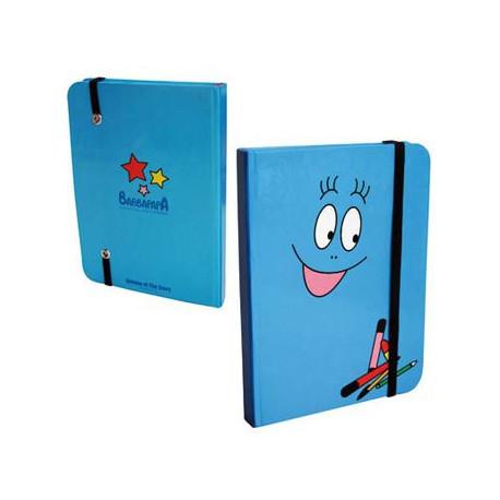 Notebook A6 Barbibul blue