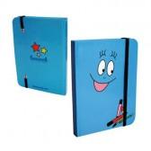 Notitieboekje A6-Barbibul blauw