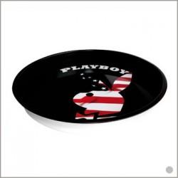 Plateau métal Playboy USA