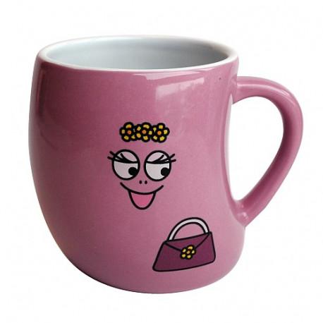 Mug Barbabelle violet