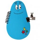 Libro segreto Barbibul blu