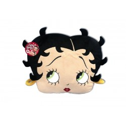 Betty Boop head cushion