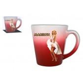 Mug paillettes Marilyn Monroe