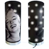 Lampe-Marilyn Monroe-Legende