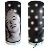Leggenda di Marilyn Monroe lampada