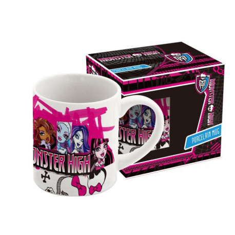 Monster High-All-Stars-Becher