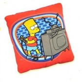 Coussin Bart Simpson Console