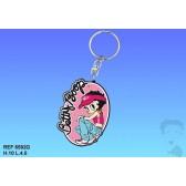 Betty Boop key ring