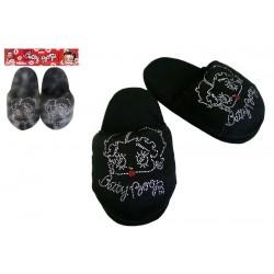 Slippers Betty Boop rhinestones