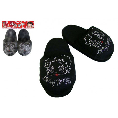 Betty Boop Strass slippers