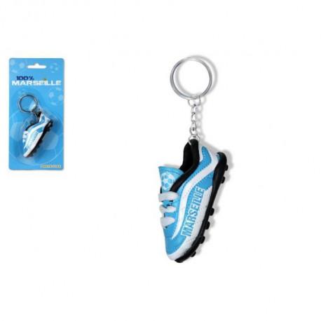 Porte clés chaussure 100% Marseille