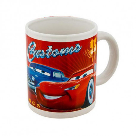 Cars Disney Customs mug