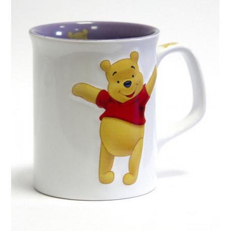 Taza Pooh 3D