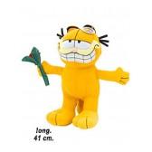 Pluche Garfield Flower 41 CM